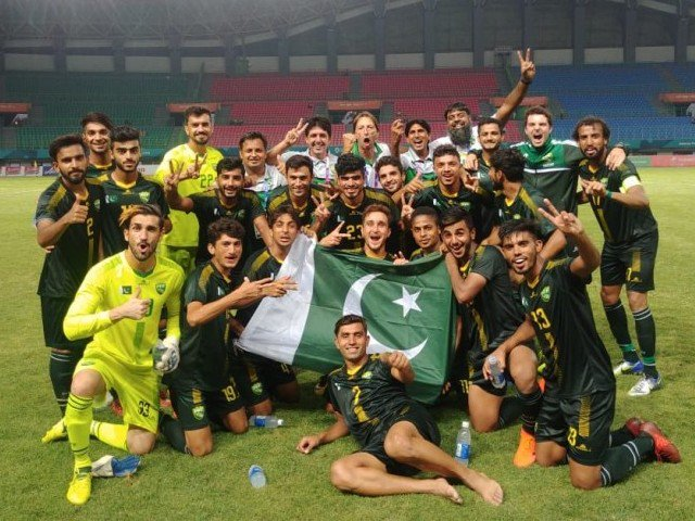 Cloud hangs over Pakistan's participation in 2022 Fifa World Cup qualifiers