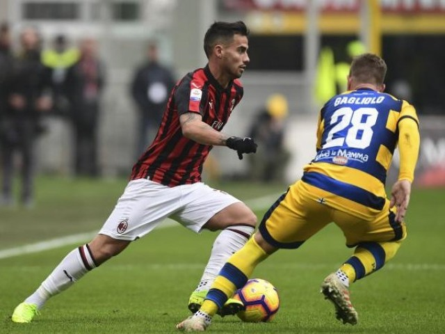 Parma draw stalls AC Milan's Champions League push