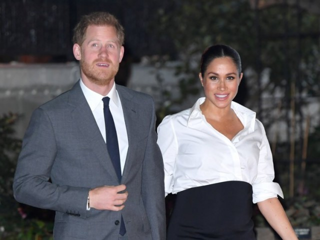 Prince Harry and Meghan Markle. PHOTO: FILE