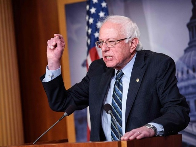 Bernie Sanders calls Netanyahu govt 'right-wing racist'