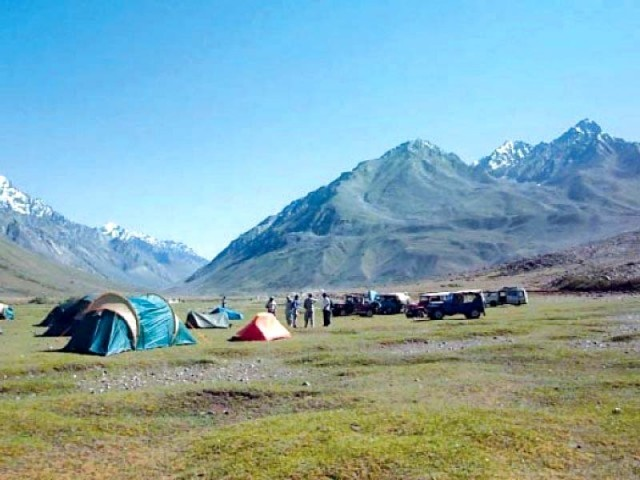 The project is aimed at developing tourism in K-P for economic growth, employment and revenue generation, progress of local communities and poverty reduction. PHOTO: FILE