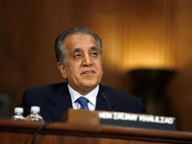 USA troops won't withdraw from Afghanistan before peace agreement: Zalmay Khalilzad