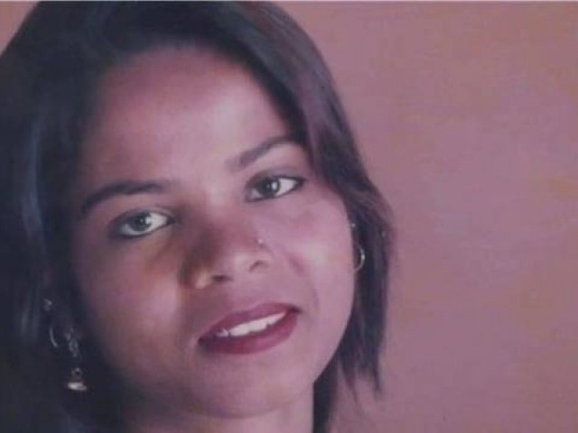 Asia Bibi leaves Pakistan: 'God has set her free'