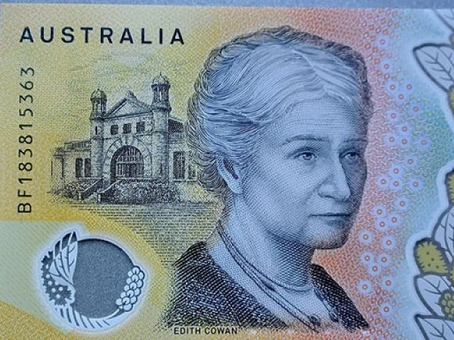 Australia prints A$2.3 billion worth of currency with a typo