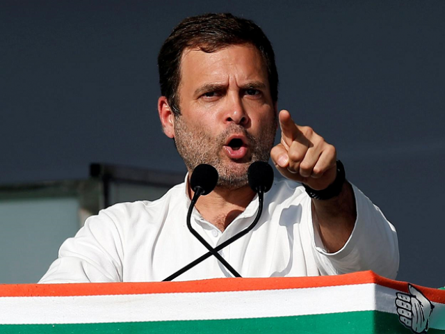 Rahul Says Modi Used Hatred in Polls, Congress Used Love