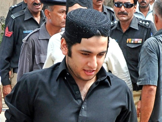 Shahrukh Jatoi. PHOTO: ATHAR KHAN/EXPRESS