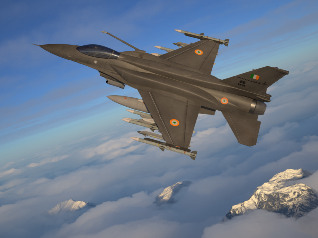 Company offers to build F-21 exclusively for Indian air force. PHOTO: FILE