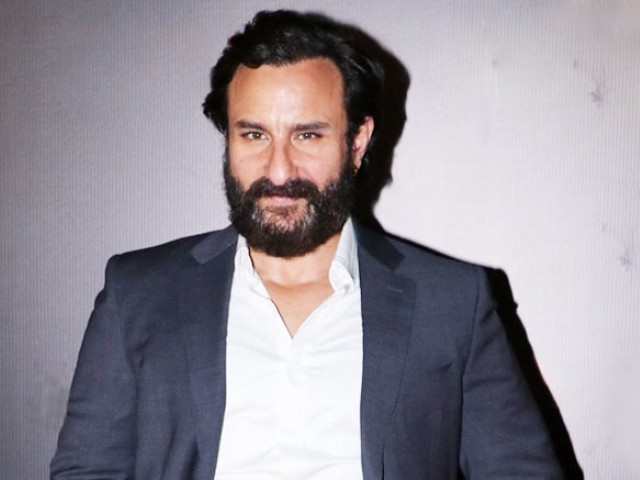 SAIF ALI KHAN. PHOTO: FILE