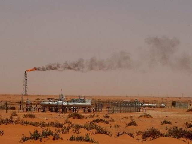 Saudi Arabia is the world's biggest oil exporter. PHOTO: AFP