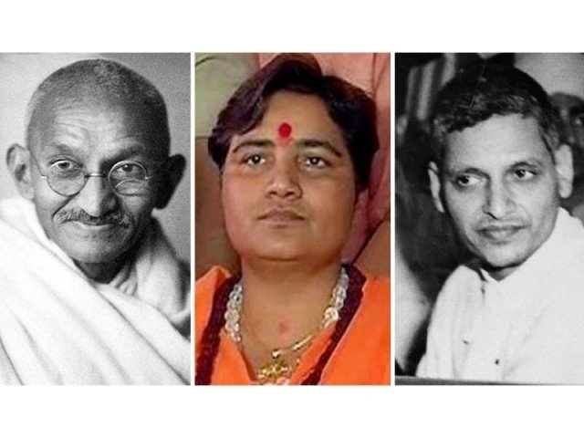 Pragya Thakur's Godse 'patriot' remark makes her namesake victim of Twitter trolls