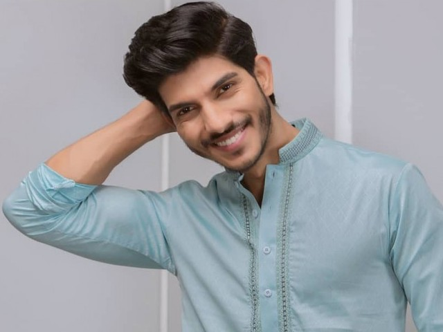 PHOTO: INSTAGRAM/MOHSIN ABBAS HAIDER