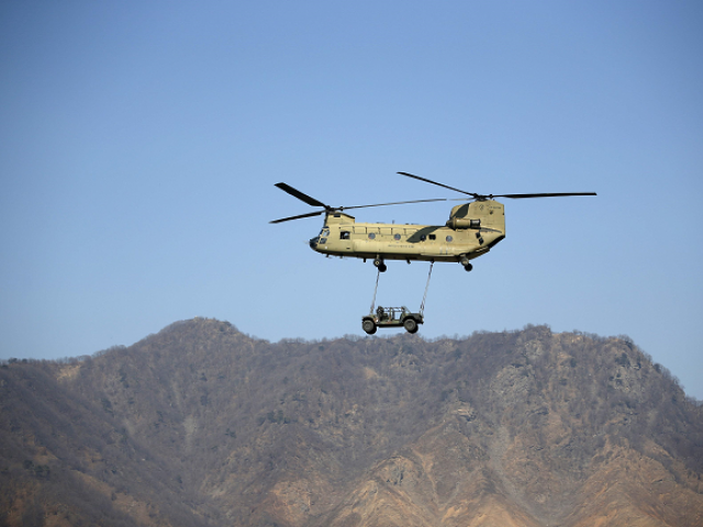 US military helicopter destroyed in Afghanistan 'hard landing'