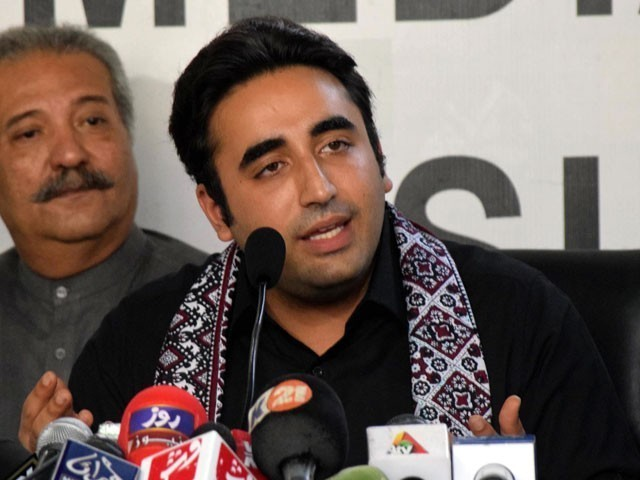 PPP chairman says one Iftar-dinner was enough for government to panic. PHOTO: FILE
