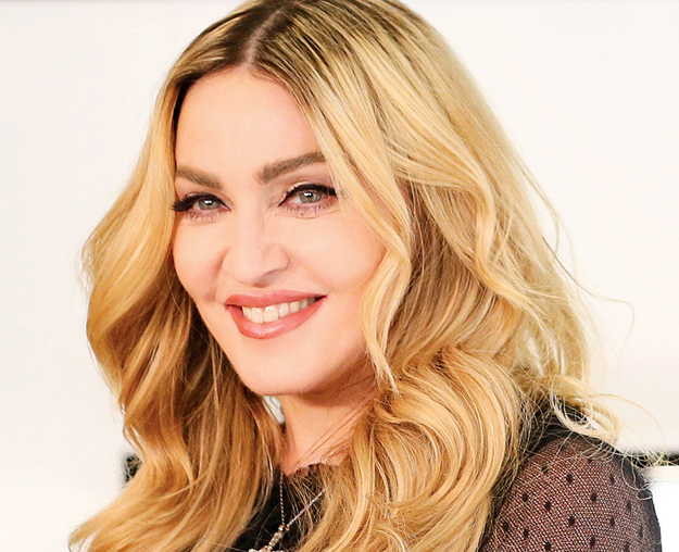 Mandatory Credit: Photo by Aflo/REX/Shutterstock (5587144t) Madonna MDNA SKIN launch at Mitsukoshi department store, Tokyo, Japan - 15 Feb 2016
