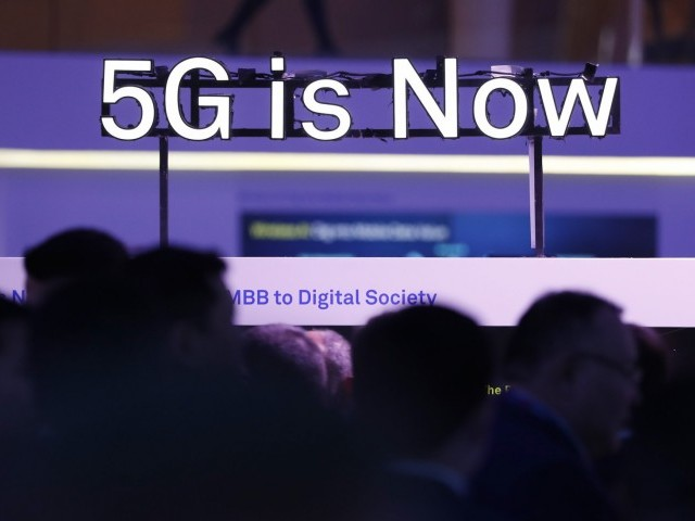 China gives green light for local 5G rollout amid tensions with US