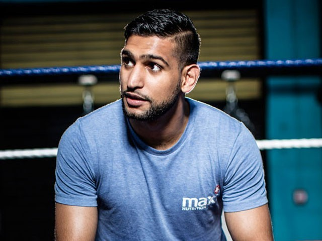 British boxer set to face Neeraj Goyat at King Abdullah Sports City in Jeddah on July 12. PHOTO: IBTIMES/FILE