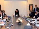 PM Imran presides over a meeting in Islamabad. PHOTO: NNI