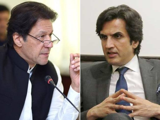 Khusro Bakhtiar draws PM Imran's ire over 'irresponsible attitude ...