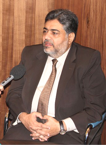 Sumsam Ali Bukhari. Photo: FILE