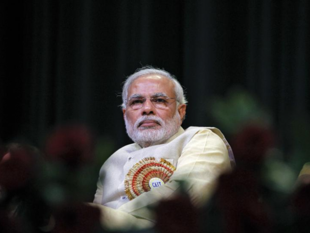 Indian premier Narendra Modi. PHOTO: REUTERS