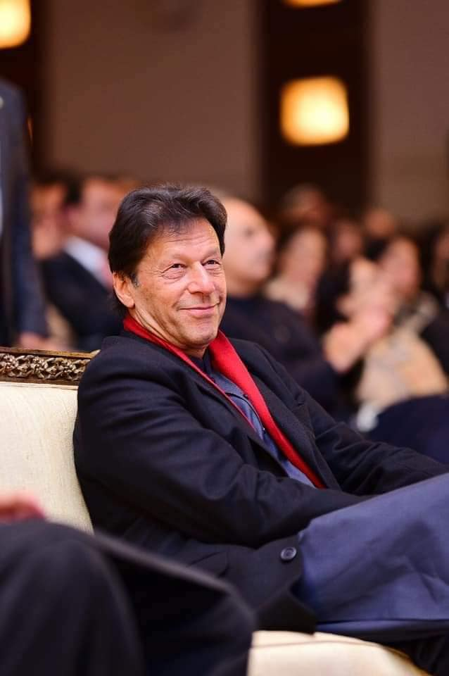 PM Imran Khan. PHOTO: PTI/