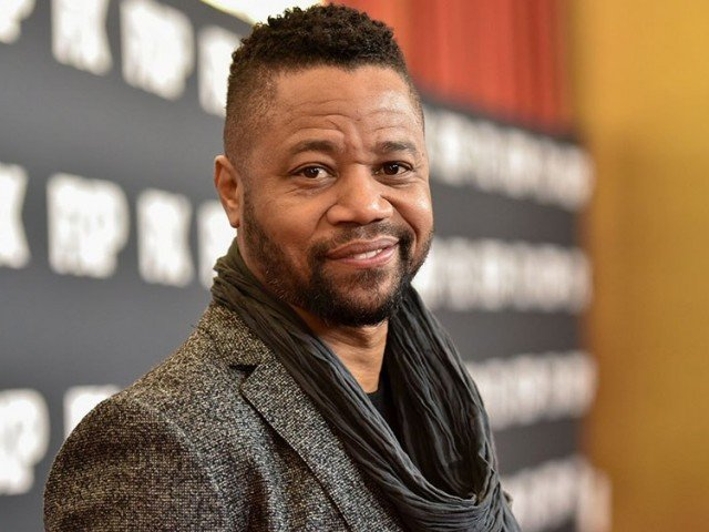 Cuba Gooding Jr charged over groping claim