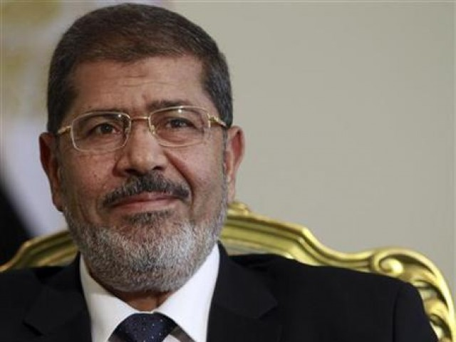 Egypt's Morsi dies after court hearing