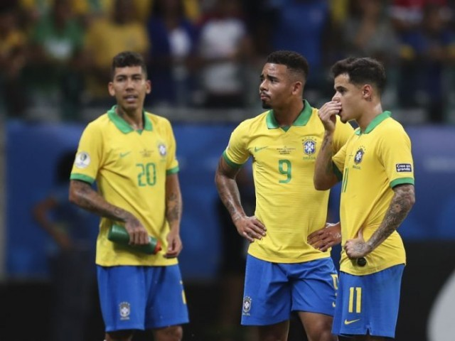 Roberto Firmino had a goal disallowed late in the first half after the referee awarded a foul against the hosts, before substitute Gabriel Jesus found the net on the hour mark only for a VAR review to deem Firmino offside in the build-up. PHOTO: AFP
