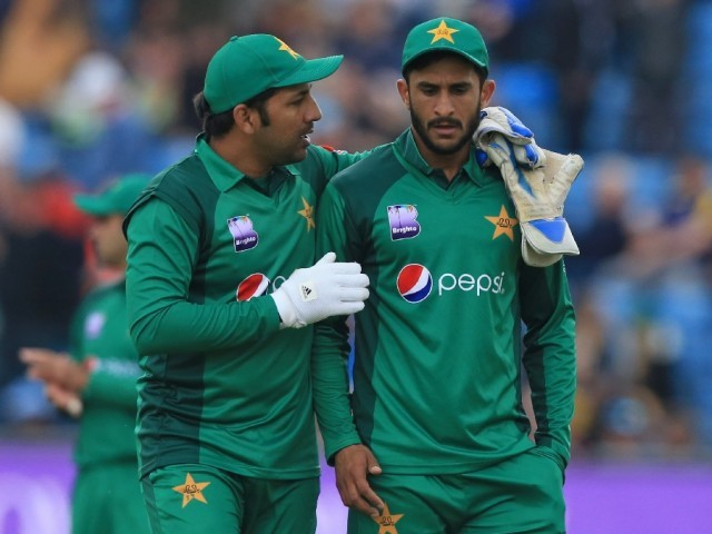 Sarfaraz Ahmed says 'morale is still very high' for embattled Pakistan