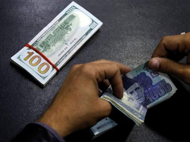 No reins: Dollar touches Rs164.50 in interbank market