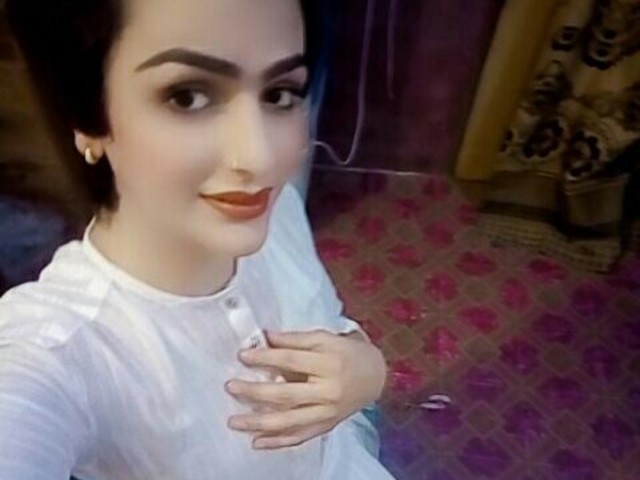 19-year-old Maya was gunned down in Nowshera according to local police. PHOTO: EXPRESS