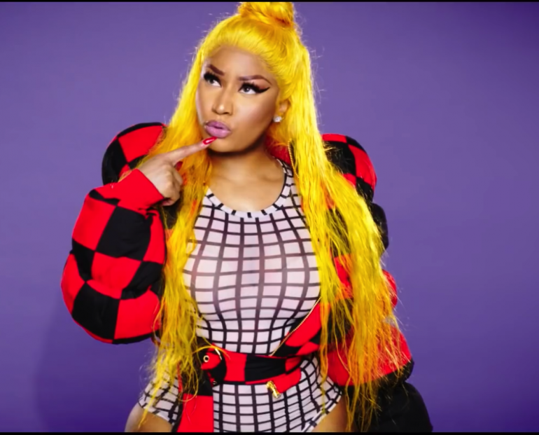 Nicki Minaj lashes out at haters on 12th anniversary of first mixtape