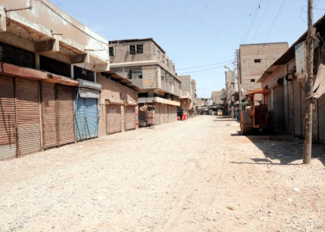 Major bazaars forced to close, traders threaten shutdown.