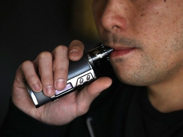Experts warn vaping may not be a healthy alternative to smoking as many consumers assume. PHOTO: AFP