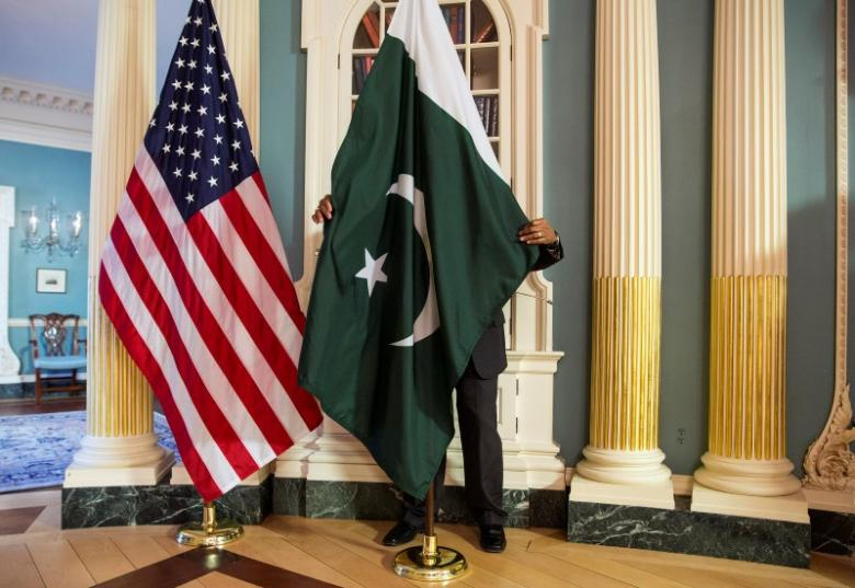 Pakistan joins US-led call for Afghan ceasefire, talks