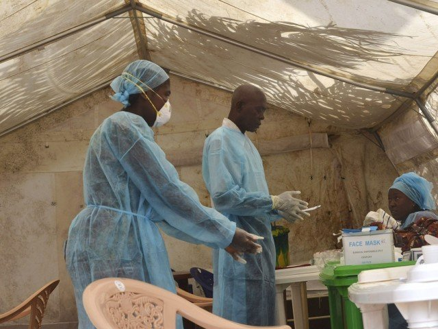 World Health Organization  sounds Ebola alarm as risks intensify