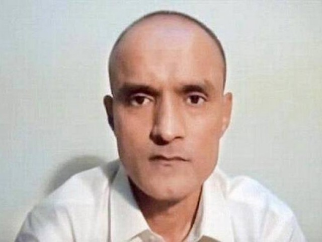 Indian spy Kulbushan Jadhav. PHOTO: FILE