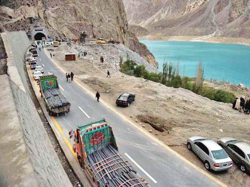 An amount of Rs27 billion was placed in an excess pool of the PSDP, which could have been utilised for CPEC projects on a need basis. PHOTO: FILE