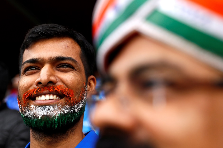 ICC Cricket World Cup Semi Final - India v New Zealand - Old Trafford, Manchester, Britain London, Britain :REUTERS