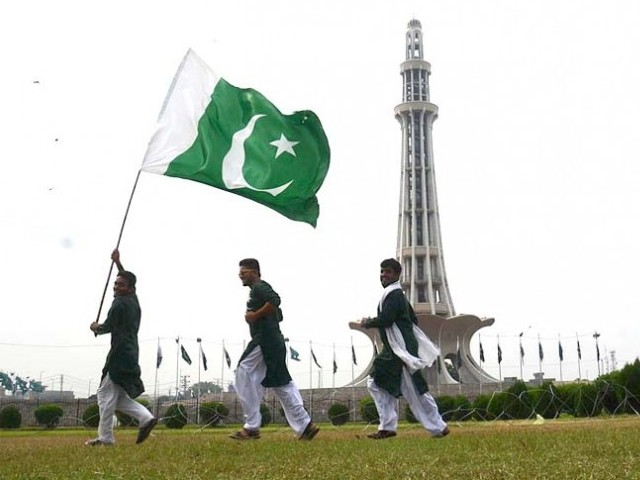 Lahore all set for Independence Day party | The Express Tribune
