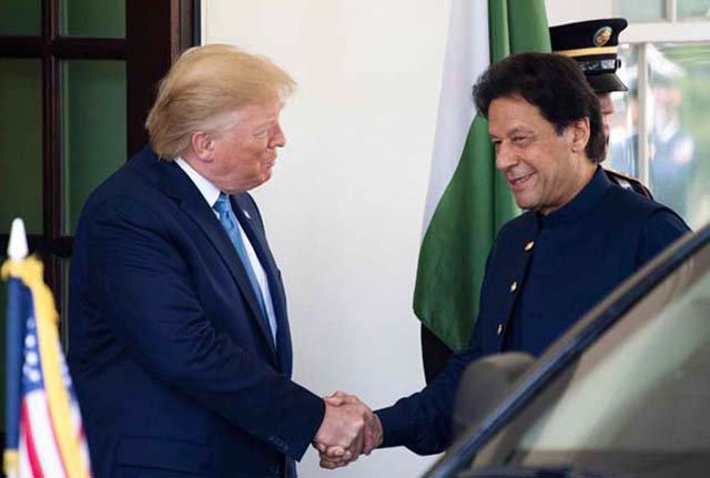 Pakistan urges US to 'do more' to make India withdraw Kashmir