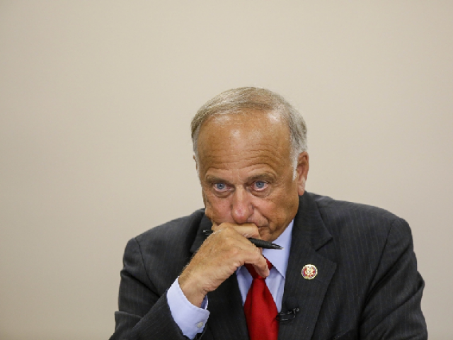 Rep. Steve King Suggests Humanity Wouldn't Exist without Incest and Rape