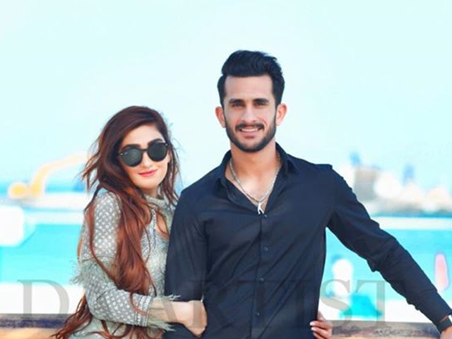 Pakistan's Hassan Ali weds Indian girl in Dubai