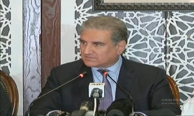 Shah Mehmood Qureshi.