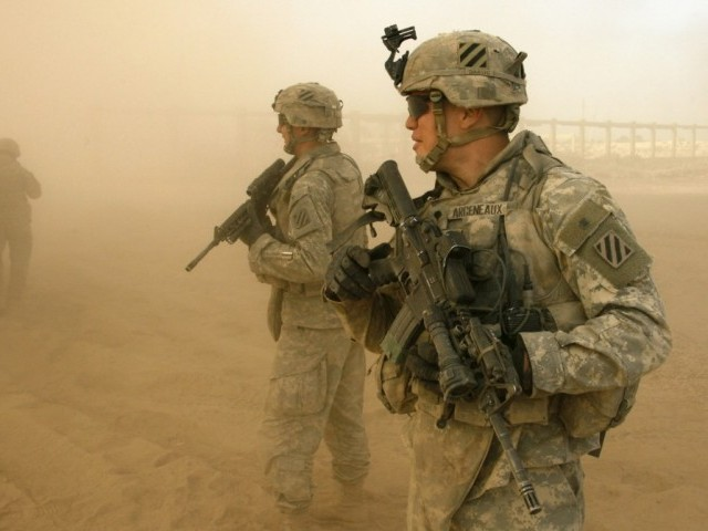 Two US soldiers killed in Afghanistan