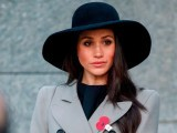 Markle is a patron of the charity that provides high-quality interview clothes and interview training. PHOTO: AFP