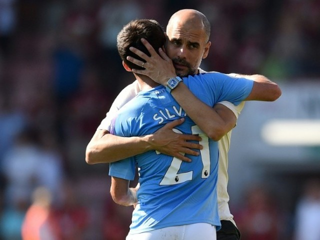 Pep Guardiola: David Silva 'One Of The Best Players I've Ever Seen'