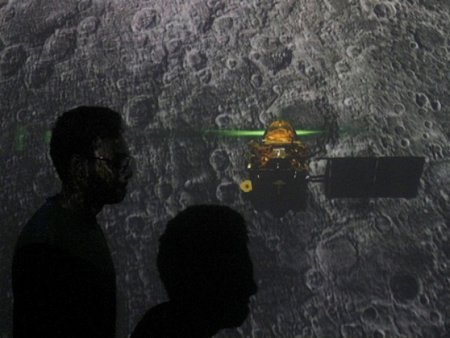 India locates missing Moon lander, no communication yet