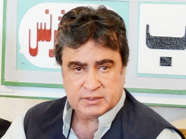 Dr Jahanzaib Jamaldini of BNP (PHOTO: FILE)