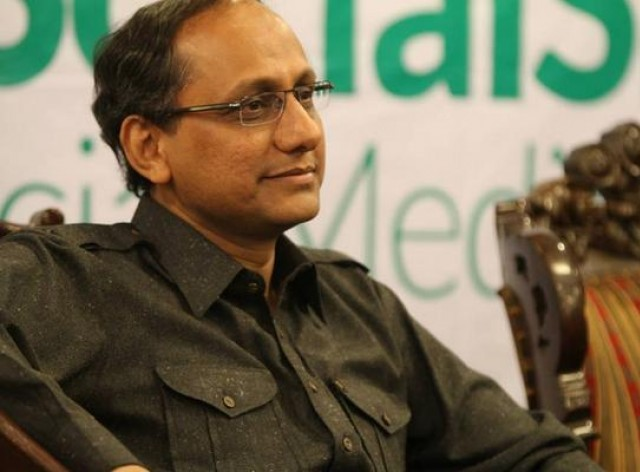 Saeed Ghani. PHOTO: FILE
